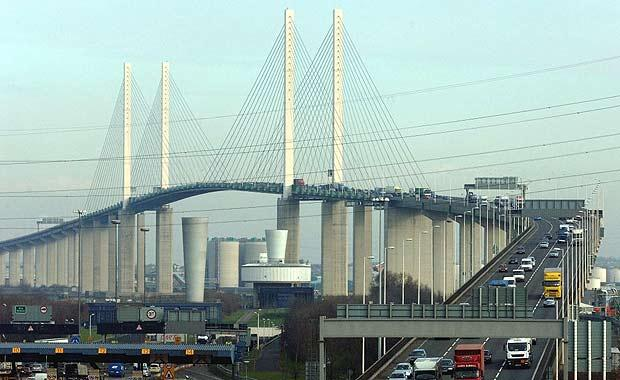 The EU Court of Human Rights just ruled that the Dartford Crossing Toll is ILLEGAL