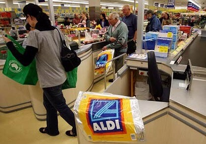British economy COLLAPSES after Aldi store opens second checkout