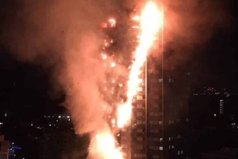 Appeal for London tower block Fire victims reaches £2,400 in just a few hours – PLEASE KEEP SHARING
