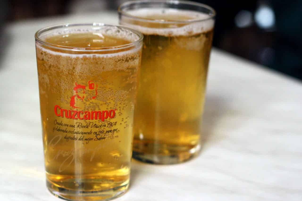 Brit in Spain SHOCKED to learn that Spanish for 'beer' isn't 'BEER' screamed very loudly
