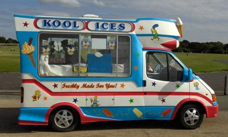 EU forces ice cream vans to replace chimes with RECORDED DIABETES WARNING