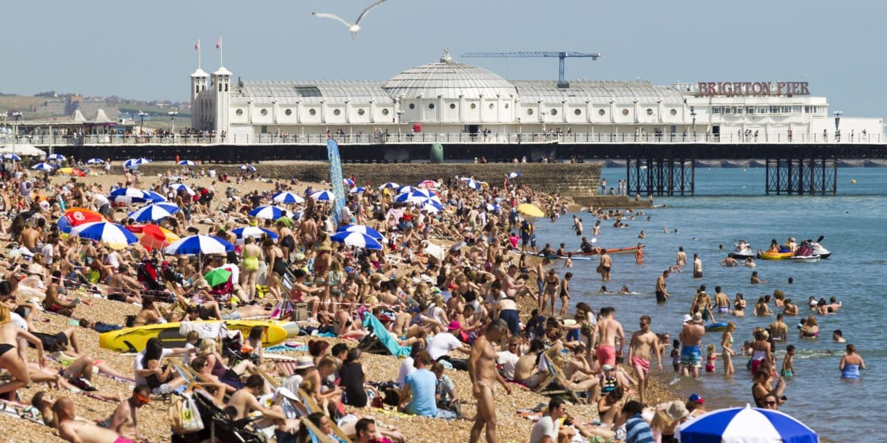 What a scorcher! Temperature of 5000 degrees Celsius predicted for next week