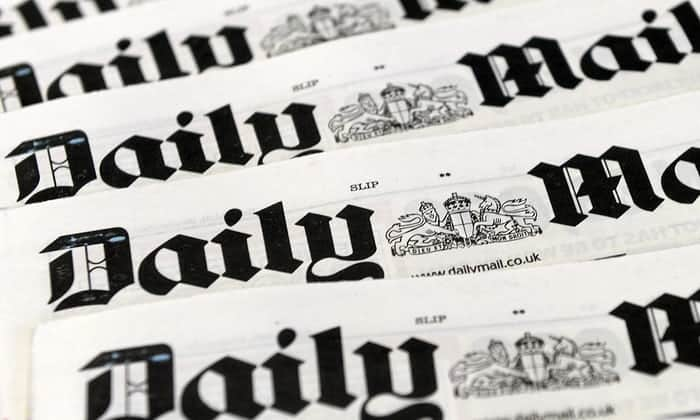 10,000 have signed a petition calling for the Daily Mail to officially be classed as FAKE NEWS