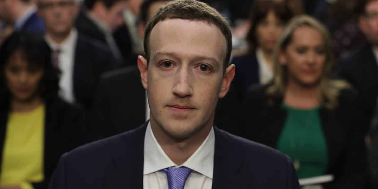 Senators to Mark Zuckerberg: 'Have you tried turning the Facebook off and on again?'